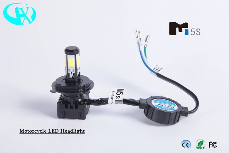Motorcycle led headlight M5S