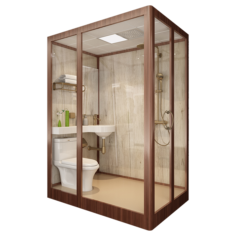 Modular Ensuite Bathroom