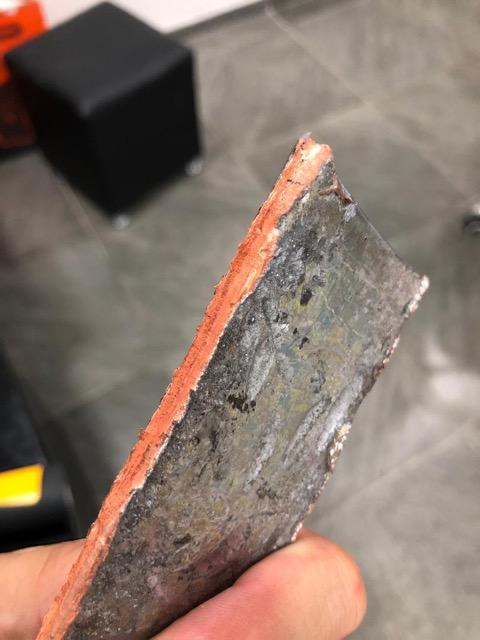 Scrap lead