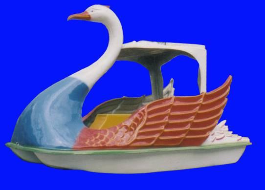 Bangladeshi Paddle Boat