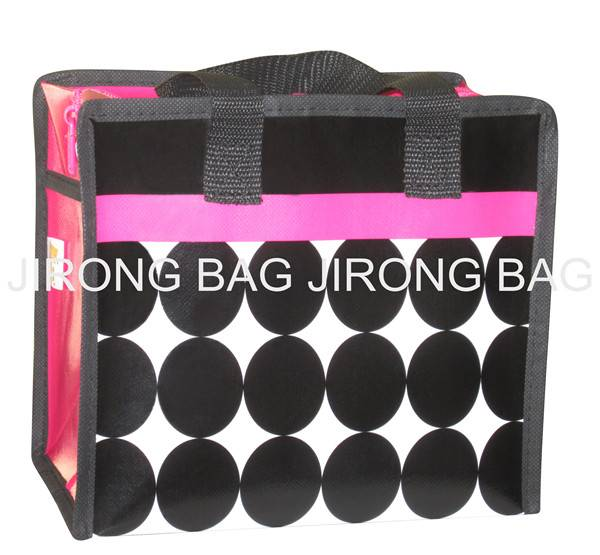 PP non woven shopping bag JIRONG brand handle bag