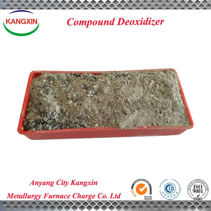 Compound deoxidizer
