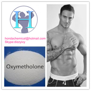 Oral Steroid Raw Powder Oxymetholone 99% Purity Oral Anabolic Steroid Oxymetholone CAS 434-07-1