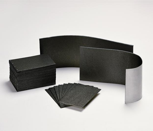 graphite pad/graphite platen pad with self-adhesive for makita/bosch