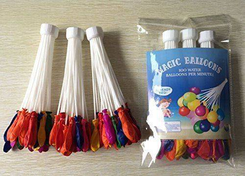 wholesale  Magic balloons children water game toys amazing water balloon war  Water-sprinkling