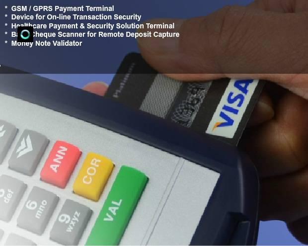 GSM/GPRS Payment Terminal/POS