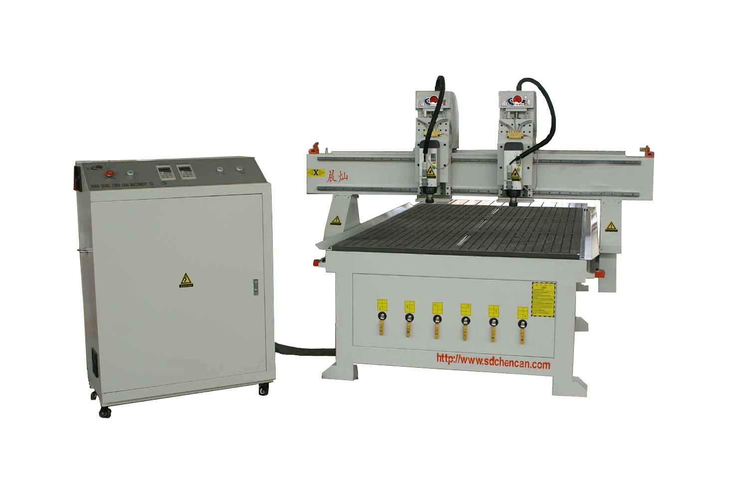 High speed wood cnc router for wood Cutting