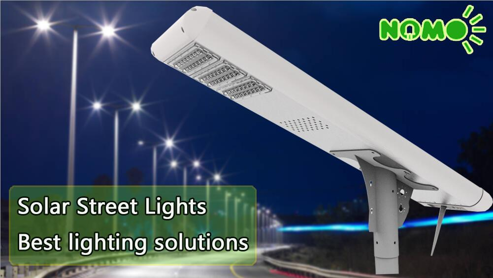 Worldwide Popular Smart Infared Control All in One Solar LED Light