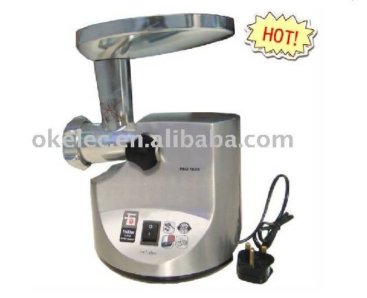 Electric Meat Mincer Machine AMG198