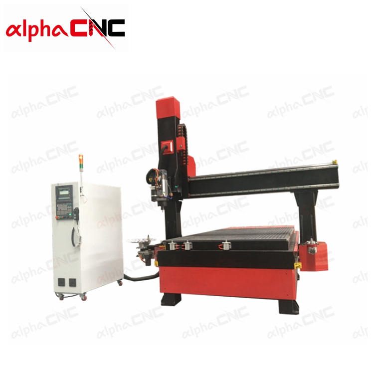 IS-2045 4 axis CNC Router