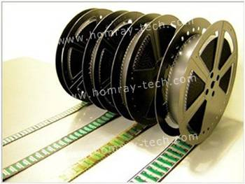COF Film manufacturer provide COF (Chip On Film) package