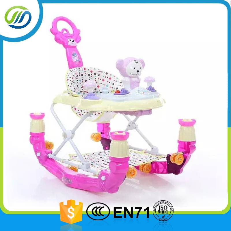 Fashional design new pp baby walker