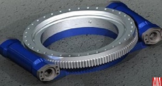 slewing drive(worm drive)