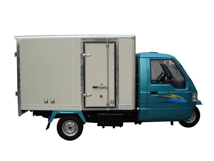 800cc cargo tricycle ,carry ice cream