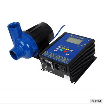 Variable frequency submersible pump 240W aquarium fish tank