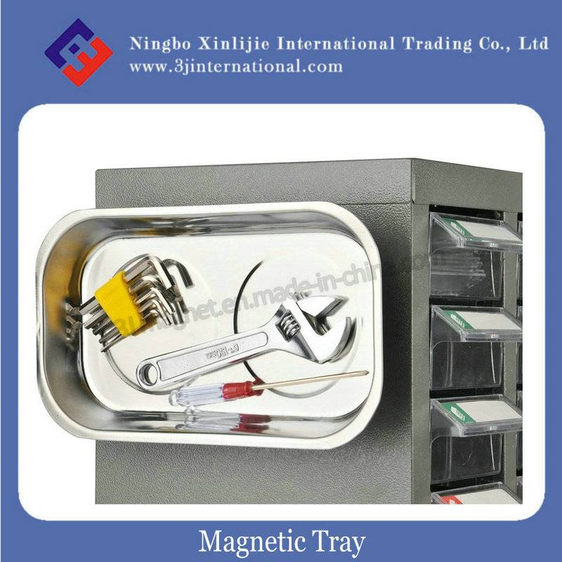 Magnetic tray for Auto repaire
