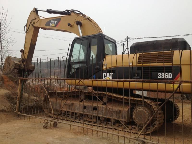 carterpillar excavator CAT336D for sale