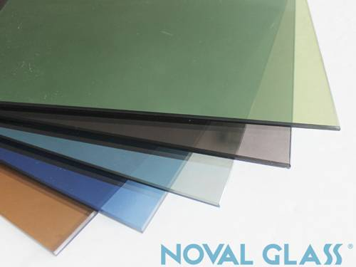 3mm-12mm Tinted Reflective Glass