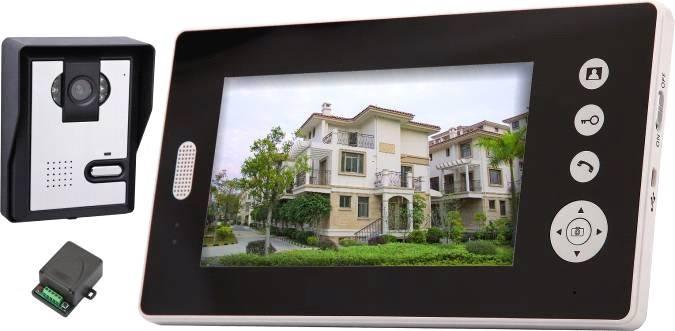 7 inches Wireless Video Door Phones/Camera/Doorbell/Peephole Viewer