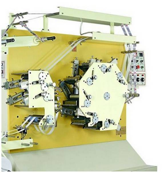 Flexo High-Speed Label Printing Machine (HY6002G)