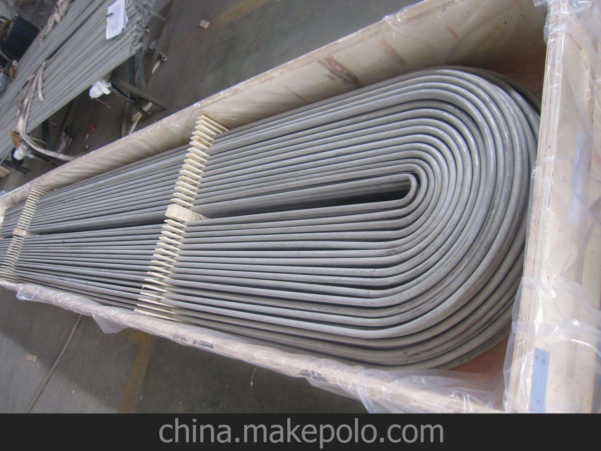 ASTM A269/312/213 Stainless steel seamless coiled tubing, heat exchanger tubes