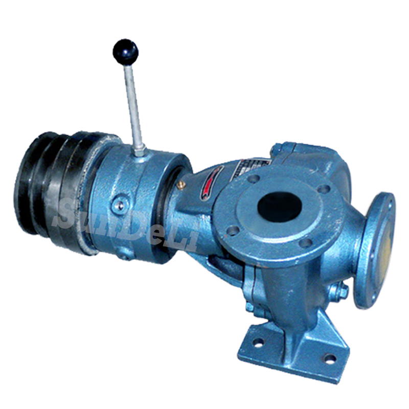 China WeiChai engine cooling brass marine sea water pump L50-31 clutch pump