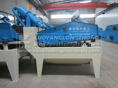 sand extraction machines