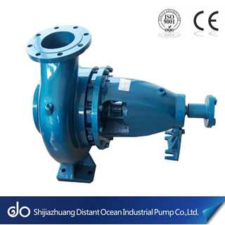 IS Single Sage Single Suction Centrifugal Water Pump