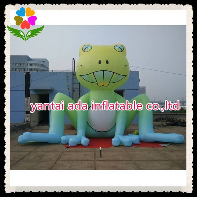 Giant Inflatable Forg