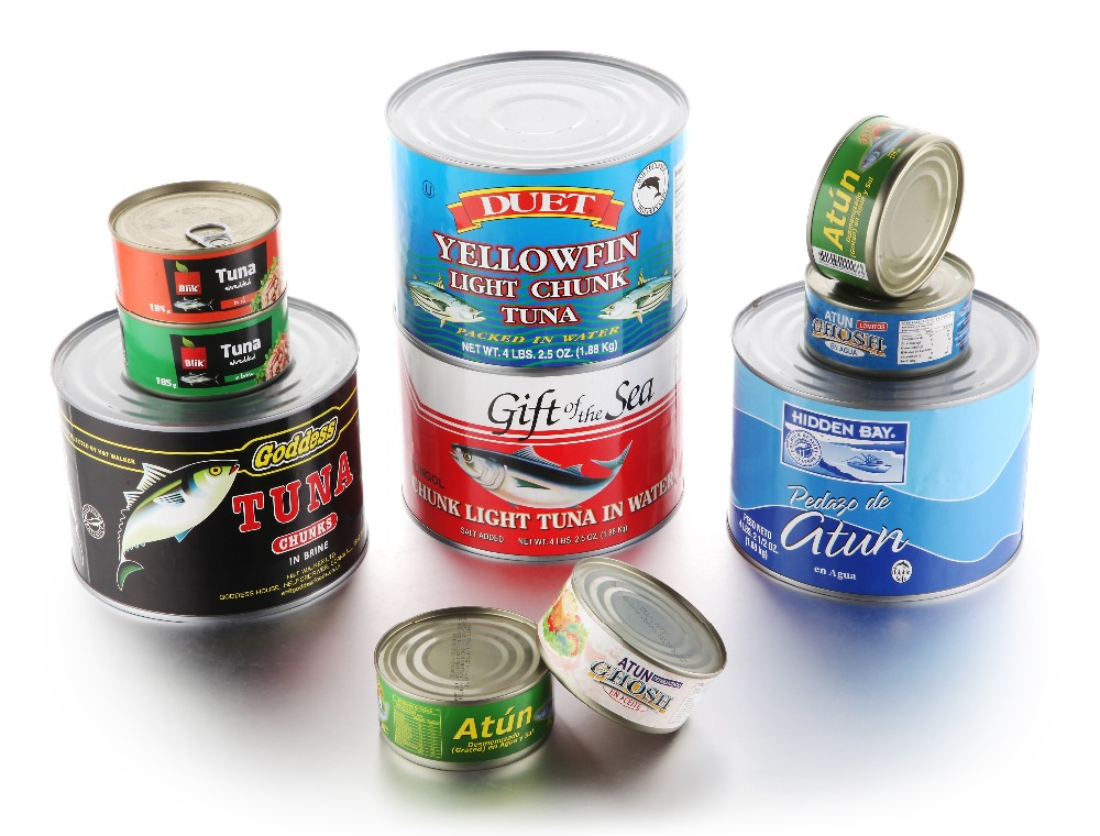 China good price new coming various size brine tuna fish in canned