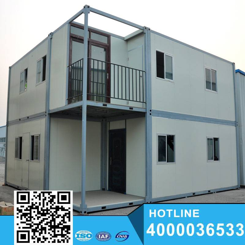 Dormitory cheap ready made steel structure prefabricated house prices