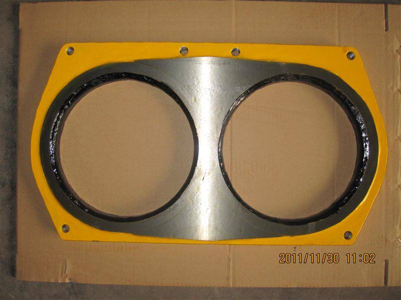 Concrete Pump Wear Plate For Schwing