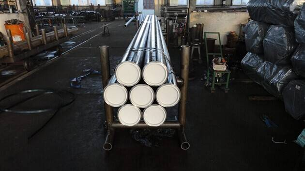 Precision Cold Drawn Welded Steel Tube
