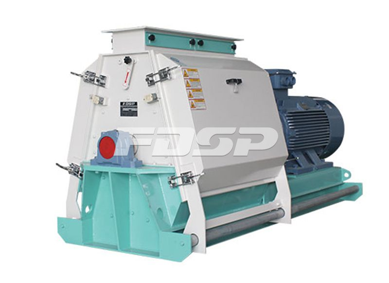 FFSP Series Organic Fertilizer Hammer Mill