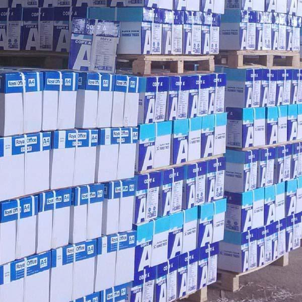 Premium 100% Wood Pulp A4 Copy Paper 80 GSM