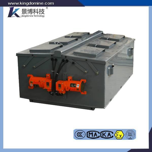 Maintenance free Lead acid Battery for Mining battery locomotive