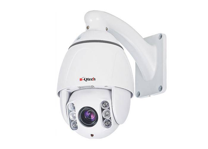 4inch 1080P 2.0MP outdoor dome PTZ IP Camera  10x   support ONVIF+P2P