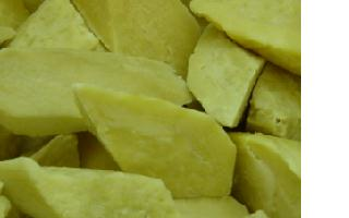 fried frozen sweet potato slices