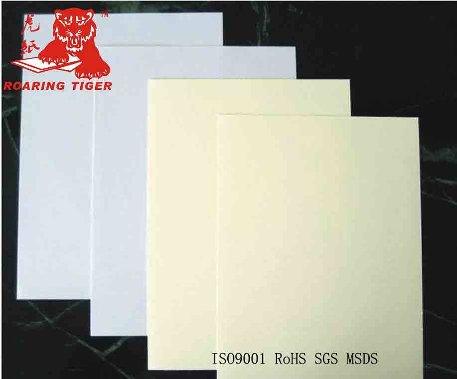Wood pulp Ivory Paper/bristol board paper