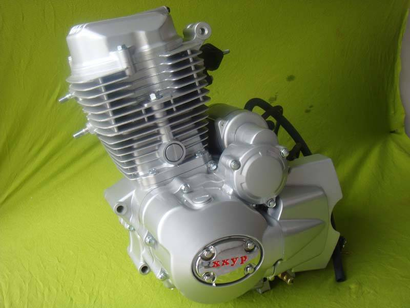CG150 motorcycle engine