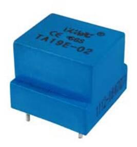 mini electrical voltage transformer 500V 5mA TV19E
