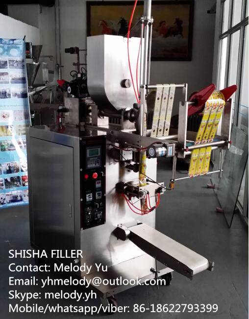 YD Tobacco Molases Shisha Filler Packing Machine
