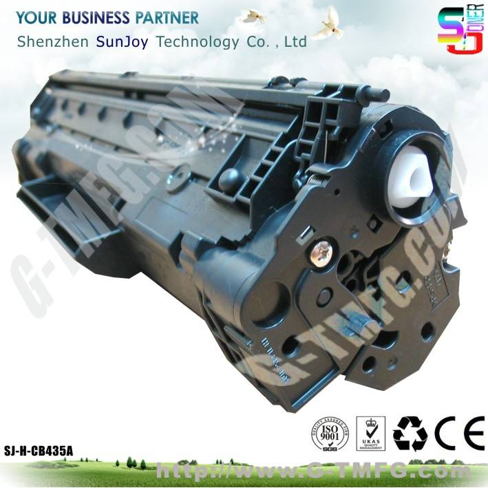 sunjoy 35A toner cartridge CB435A compatible for HP Laserjet P1005 P1006