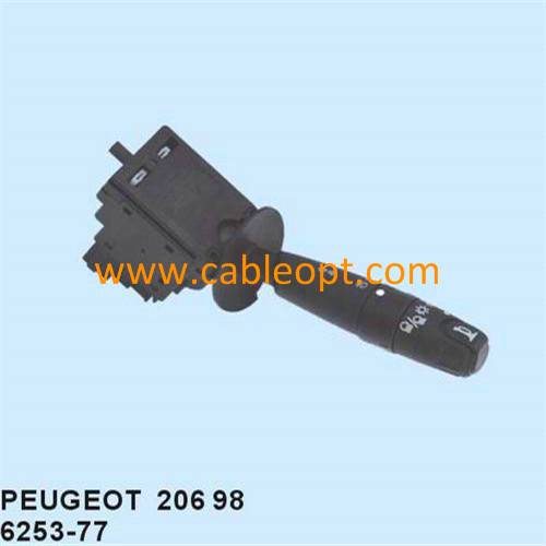 Auto Wiper Switch for Peugeot 20698 6253-77