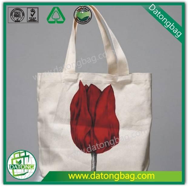 Guangzhou wholesale customize canvas bag