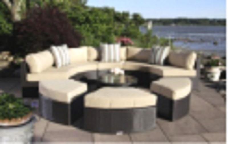 Alu sofa set