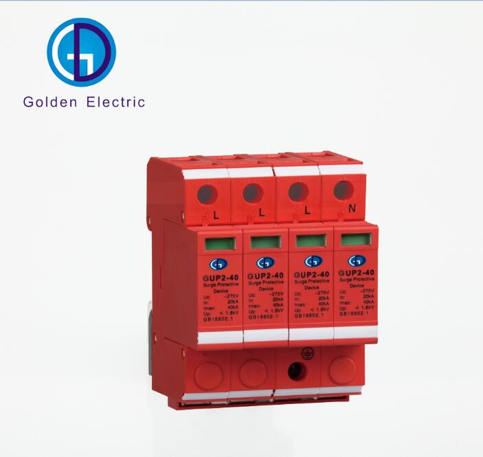 Surge arrester/lightning arrester/lightning protector with 10 years experience