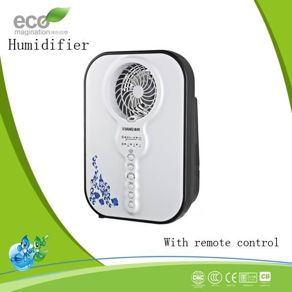 2014 Intelligent mini humidifier fan