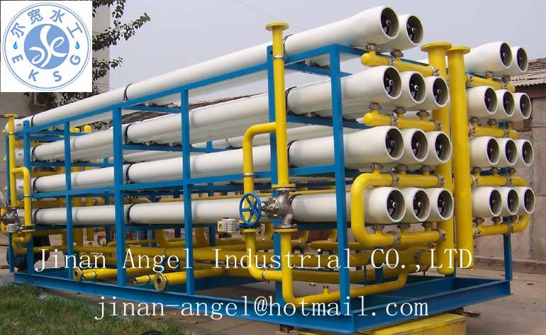 300T RO water treatment equipment for high quality water