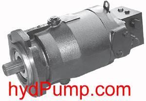 Concrete Mixer Sauer MF hydraulic axial piston motor